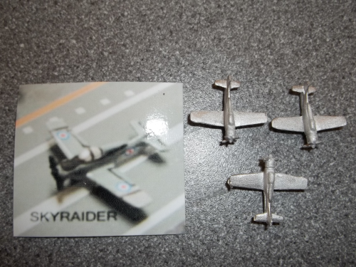 Sky Raider AEW - Fixed Wings (Pack of 3)