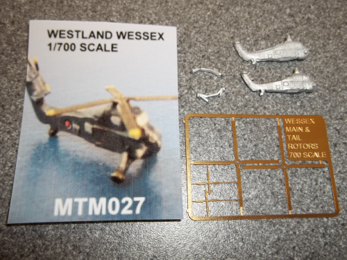 Wessex Helicopter